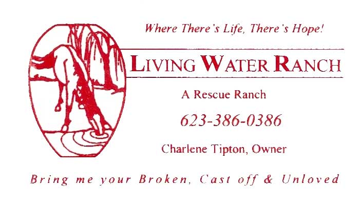 Living Water Ranch Rescue